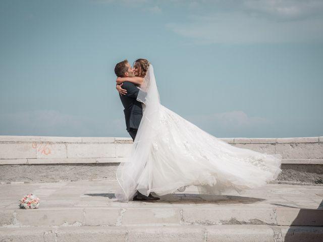 Il matrimonio di Sabino e Serena a Trani, Bari 12