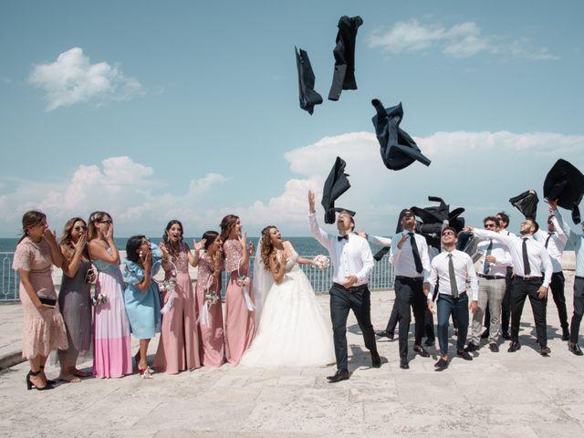 Il matrimonio di Sabino e Serena a Trani, Bari 13