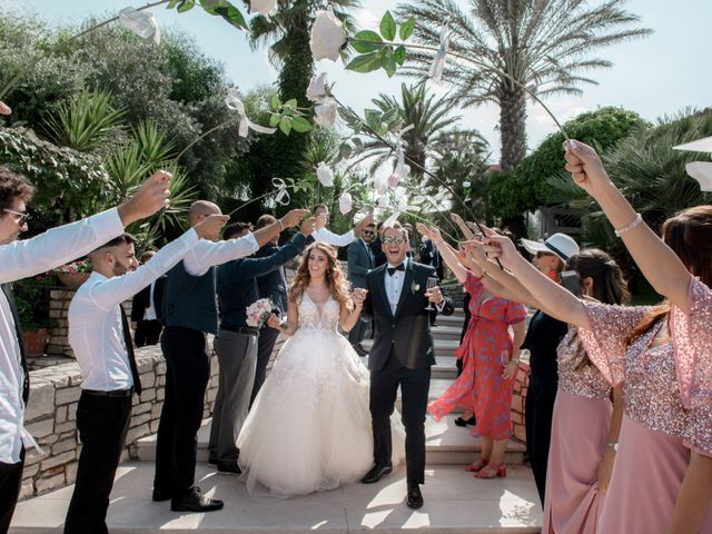 Le nozze di Serena e Sabino
