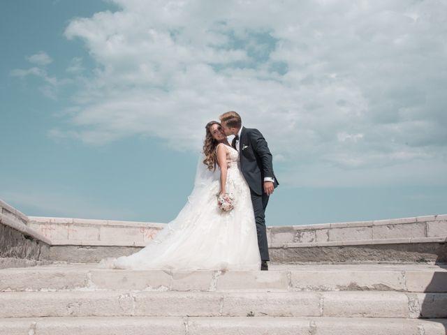 Il matrimonio di Sabino e Serena a Trani, Bari 16