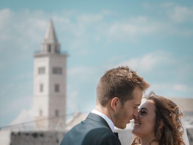Il matrimonio di Sabino e Serena a Trani, Bari 17