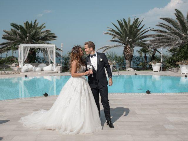 Il matrimonio di Sabino e Serena a Trani, Bari 18