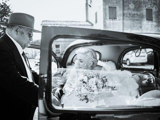 Il matrimonio di Riccardo e Tamara a Castel d'Ario, Mantova 17