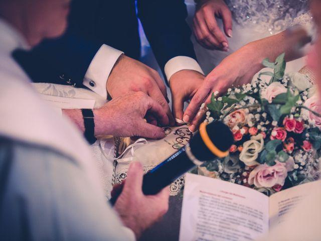 Il matrimonio di Riccardo e Tamara a Castel d'Ario, Mantova 18