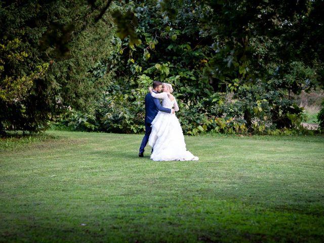 Il matrimonio di Riccardo e Tamara a Castel d'Ario, Mantova 24