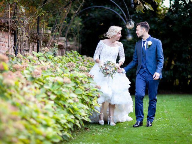 Il matrimonio di Riccardo e Tamara a Castel d'Ario, Mantova 25