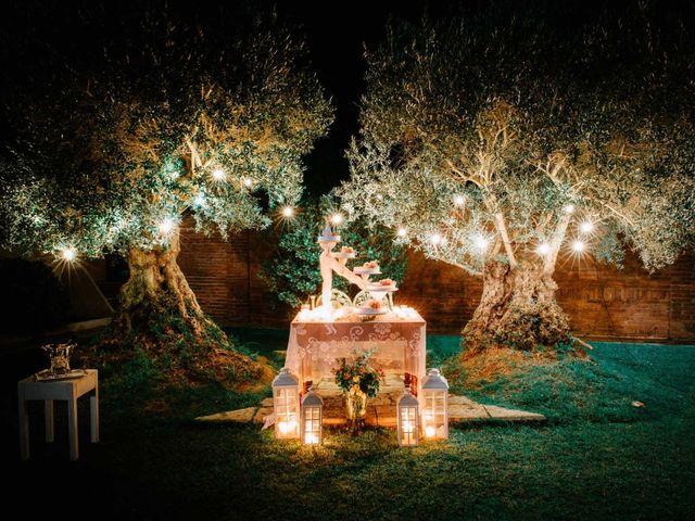 Il matrimonio di Riccardo e Tamara a Castel d'Ario, Mantova 1