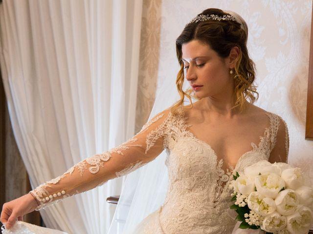 Il matrimonio di Alessandro e Olivia a Bracciano, Roma 5