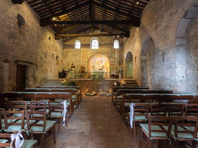 Il matrimonio di Alessandro e Olivia a Bracciano, Roma 7