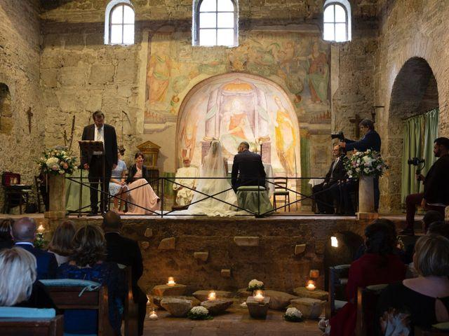 Il matrimonio di Alessandro e Olivia a Bracciano, Roma 1