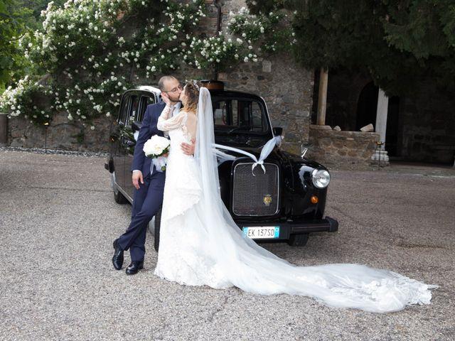 Il matrimonio di Alessandro e Olivia a Bracciano, Roma 12