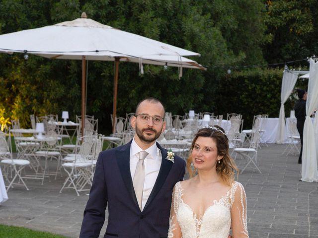 Il matrimonio di Alessandro e Olivia a Bracciano, Roma 15