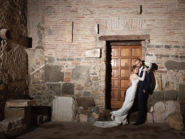 Il matrimonio di Alessandro e Olivia a Bracciano, Roma 2