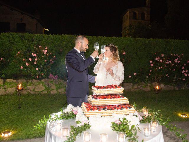 Il matrimonio di Alessandro e Olivia a Bracciano, Roma 21