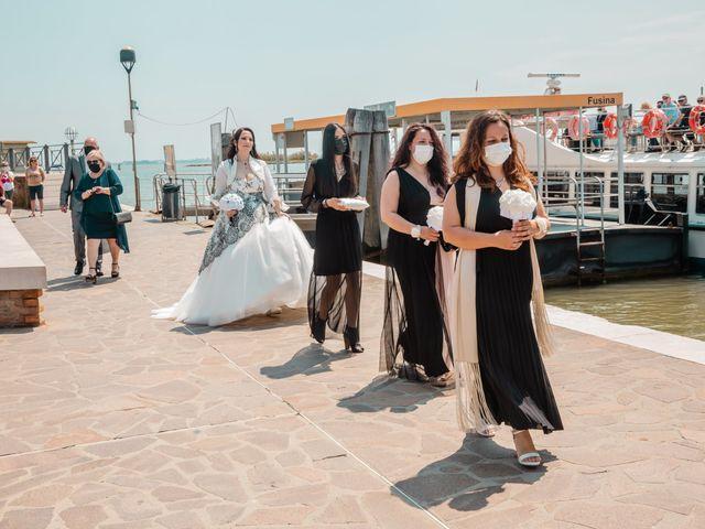 Il matrimonio di Marco e Sara a Venezia, Venezia 21