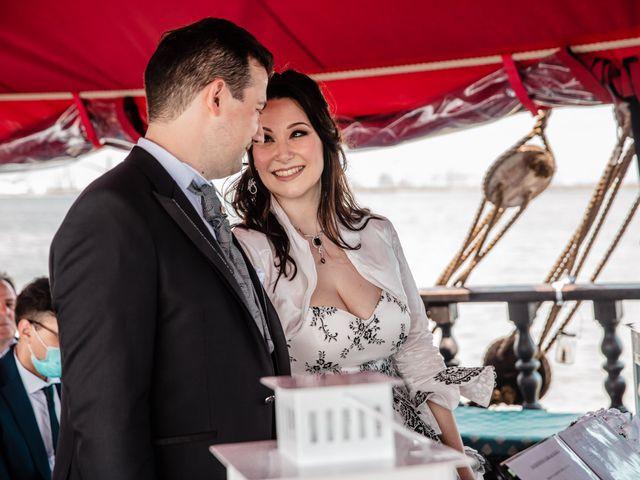 Il matrimonio di Marco e Sara a Venezia, Venezia 24