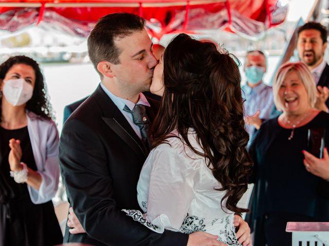 Il matrimonio di Marco e Sara a Venezia, Venezia 32
