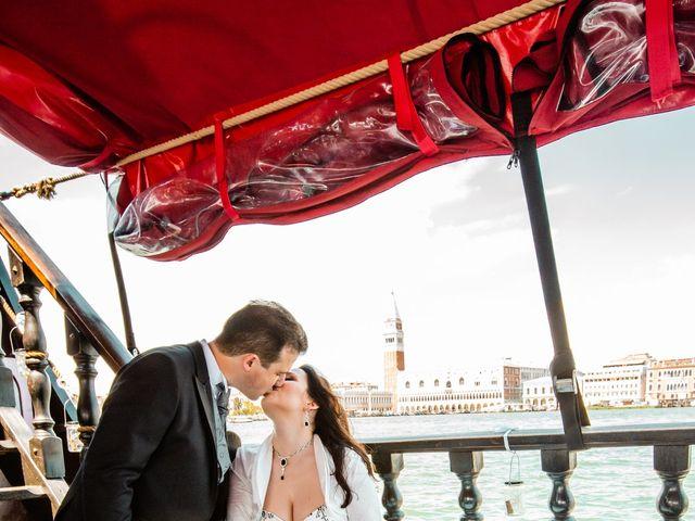 Il matrimonio di Marco e Sara a Venezia, Venezia 34