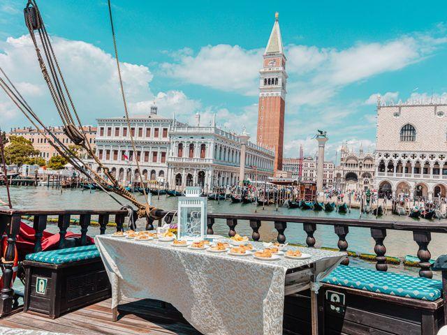 Il matrimonio di Marco e Sara a Venezia, Venezia 36