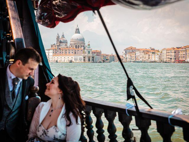 Il matrimonio di Marco e Sara a Venezia, Venezia 1