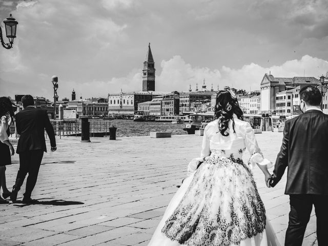 Il matrimonio di Marco e Sara a Venezia, Venezia 42