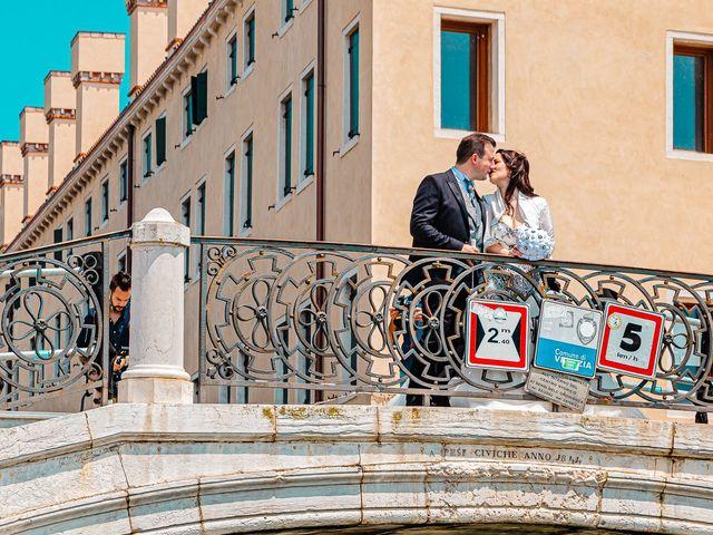 Il matrimonio di Marco e Sara a Venezia, Venezia 43