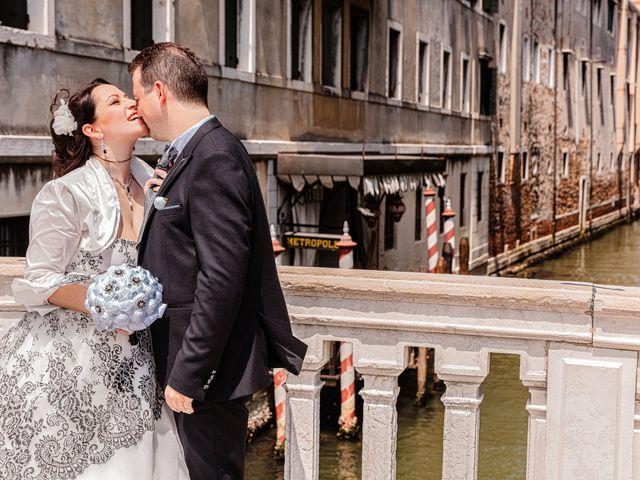 Il matrimonio di Marco e Sara a Venezia, Venezia 44