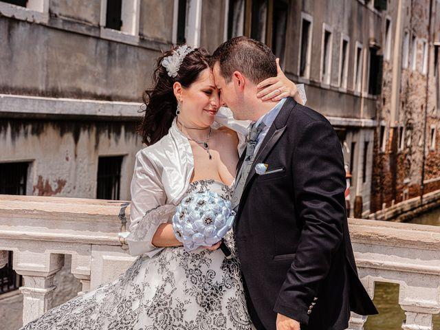 Il matrimonio di Marco e Sara a Venezia, Venezia 45