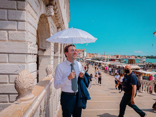 Il matrimonio di Marco e Sara a Venezia, Venezia 46