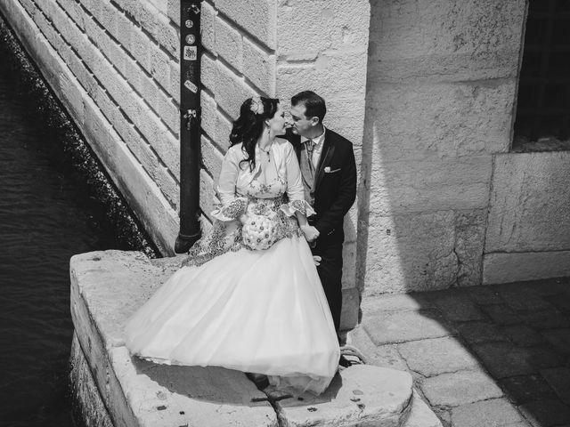 Il matrimonio di Marco e Sara a Venezia, Venezia 47
