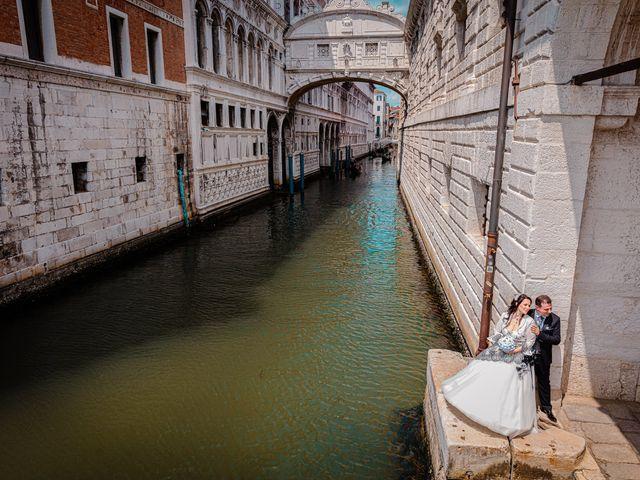 Il matrimonio di Marco e Sara a Venezia, Venezia 48