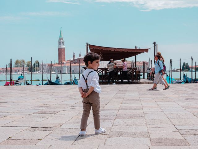 Il matrimonio di Marco e Sara a Venezia, Venezia 52