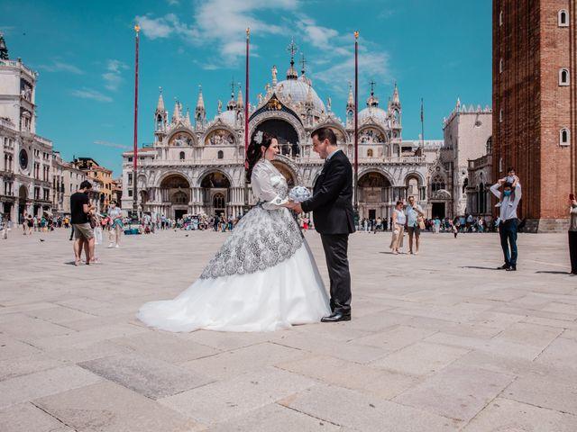 Il matrimonio di Marco e Sara a Venezia, Venezia 2
