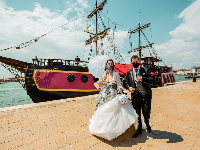 Il matrimonio di Marco e Sara a Venezia, Venezia 57