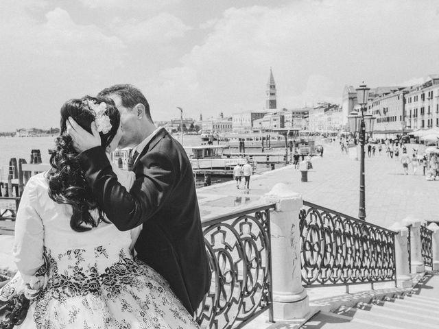 Il matrimonio di Marco e Sara a Venezia, Venezia 58