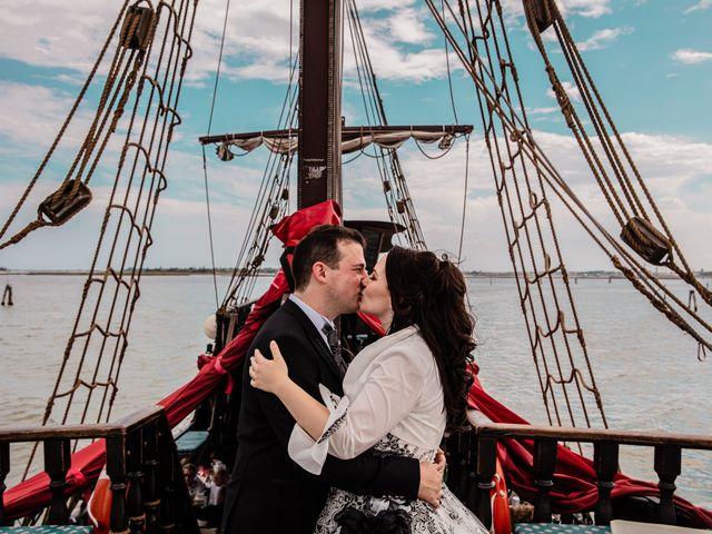 Il matrimonio di Marco e Sara a Venezia, Venezia 4