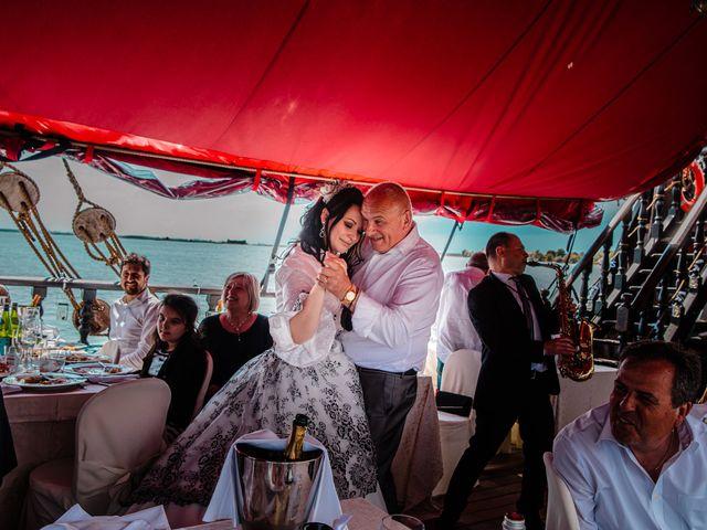 Il matrimonio di Marco e Sara a Venezia, Venezia 64