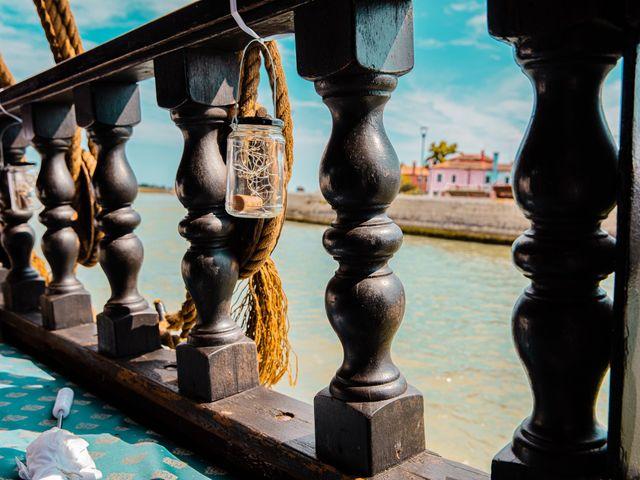 Il matrimonio di Marco e Sara a Venezia, Venezia 66