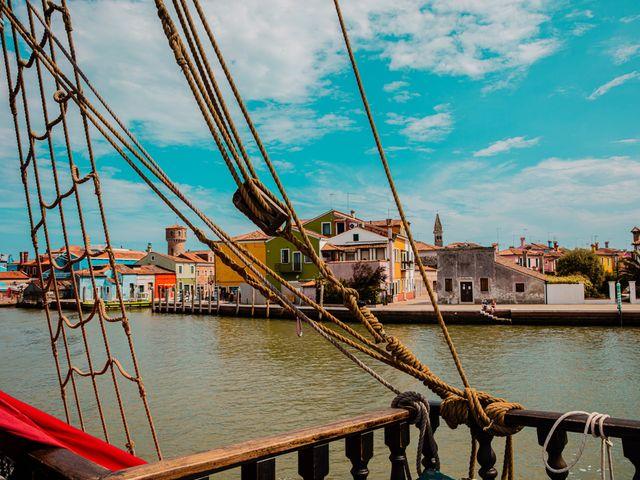 Il matrimonio di Marco e Sara a Venezia, Venezia 69