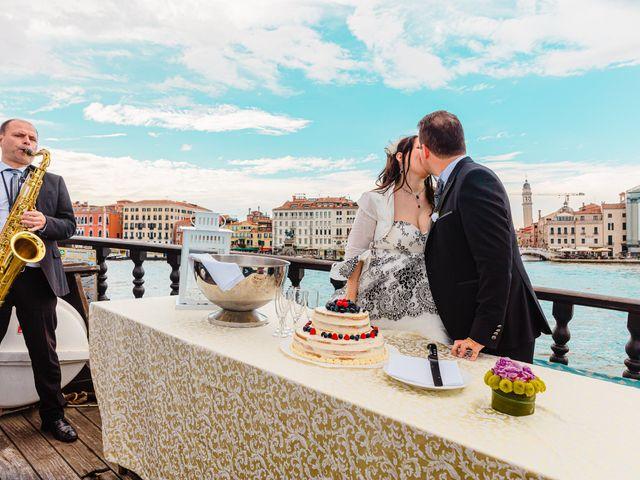 Il matrimonio di Marco e Sara a Venezia, Venezia 72
