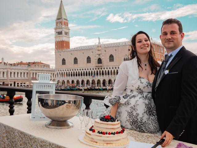 Il matrimonio di Marco e Sara a Venezia, Venezia 73