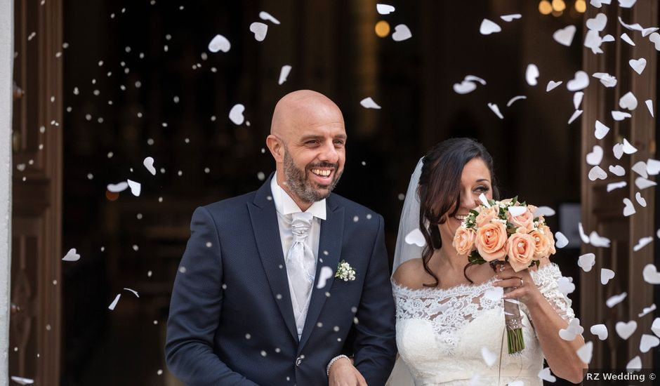Il matrimonio di Maura e Ivan a Castel Goffredo, Mantova