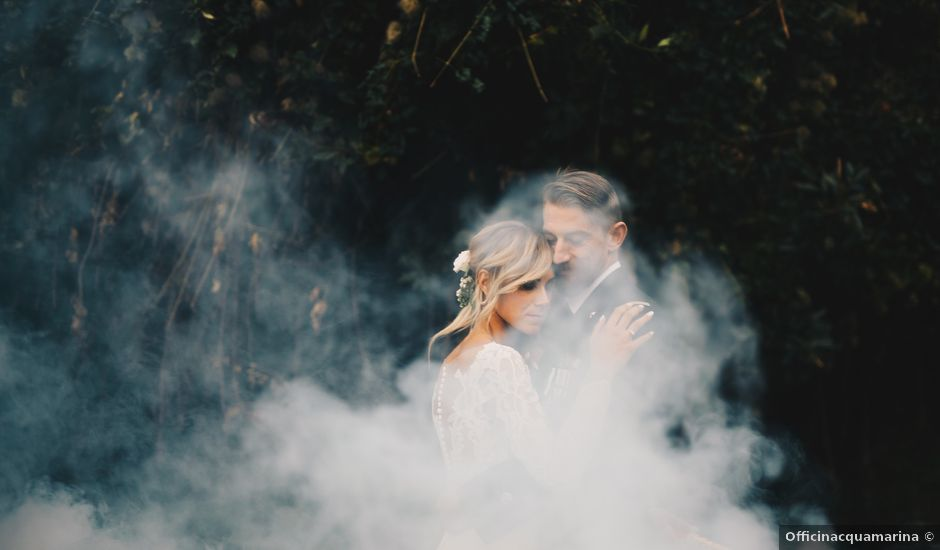 Il matrimonio di Matteo e Martina a Sestri Levante, Genova