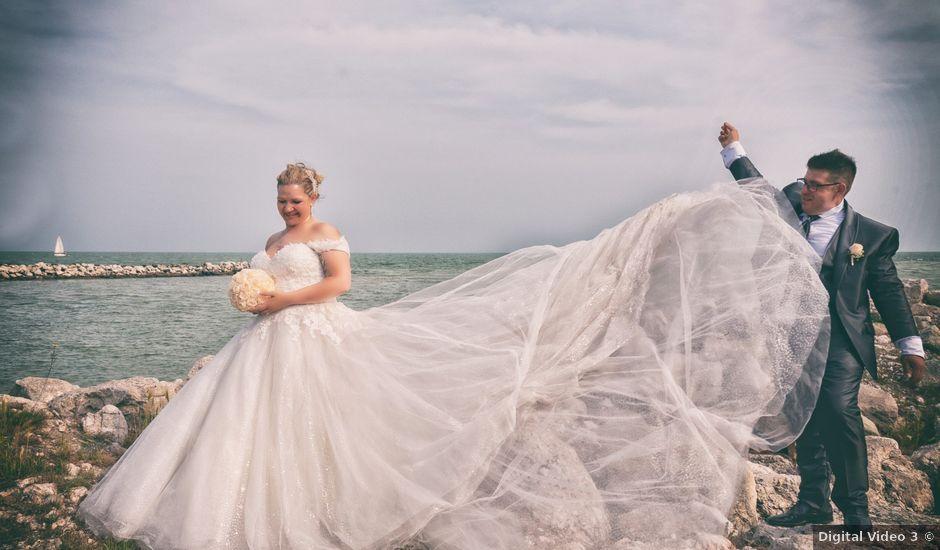 Il matrimonio di Alberto e Melissa a Loreo, Rovigo