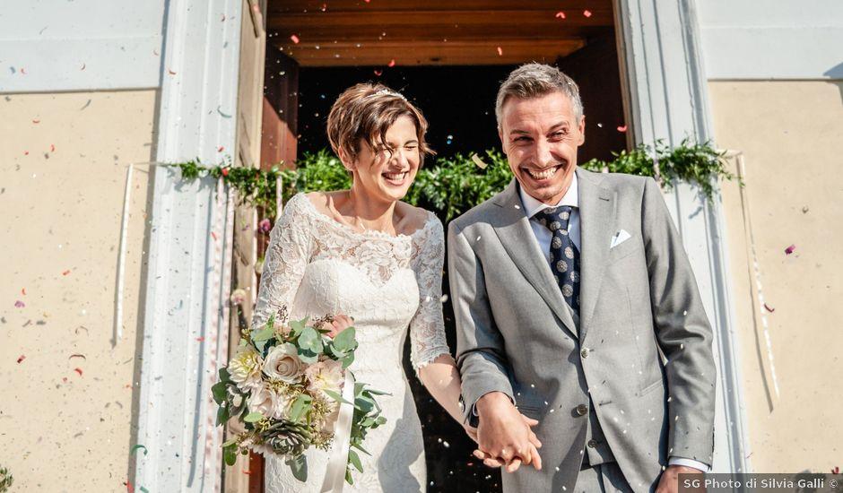 Il matrimonio di Giovanni e Elena a Genivolta, Cremona