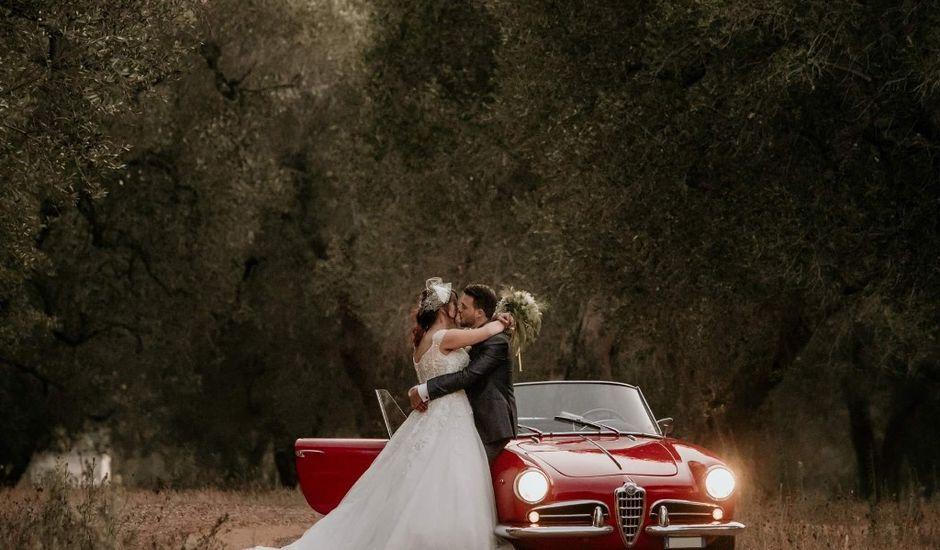 Il matrimonio di Sabrina e Marco a Brindisi, Brindisi