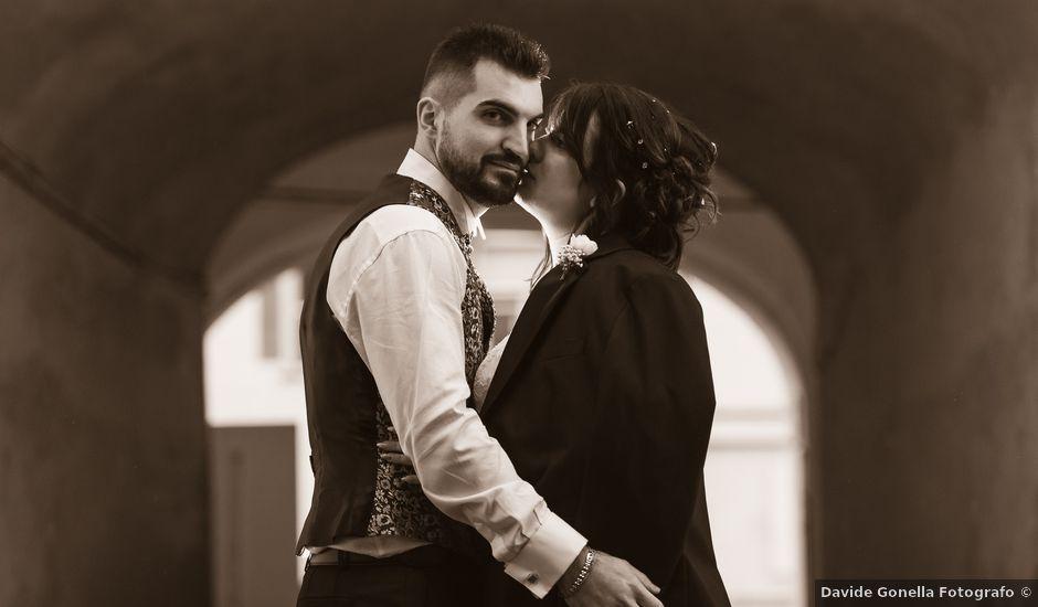 Il matrimonio di Gianluca e Carola a Villafalletto, Cuneo