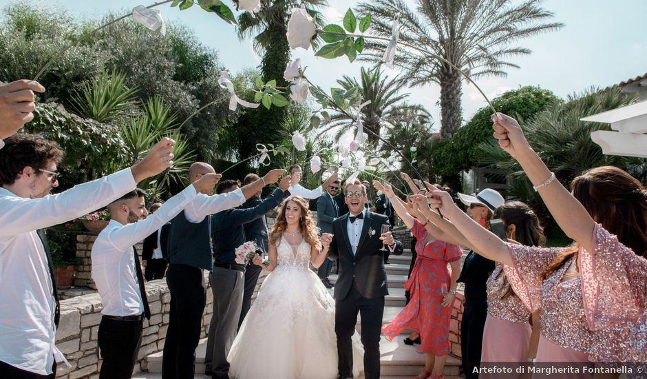 Il matrimonio di Sabino e Serena a Trani, Bari