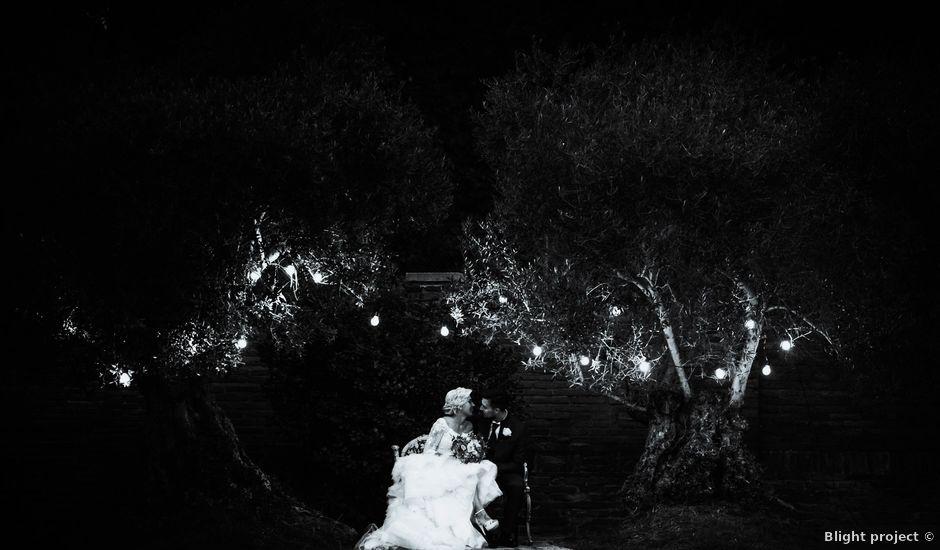 Il matrimonio di Riccardo e Tamara a Castel d'Ario, Mantova