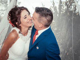 Le nozze di Stefania e David